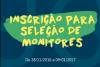 Jubra 2017 Inscrições de Monitores
