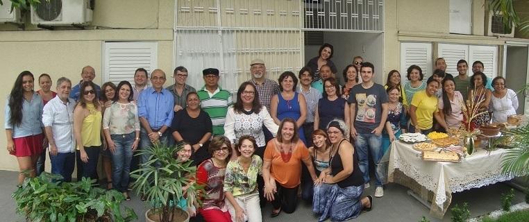 Foto da Equipe PREX - Natal 2015