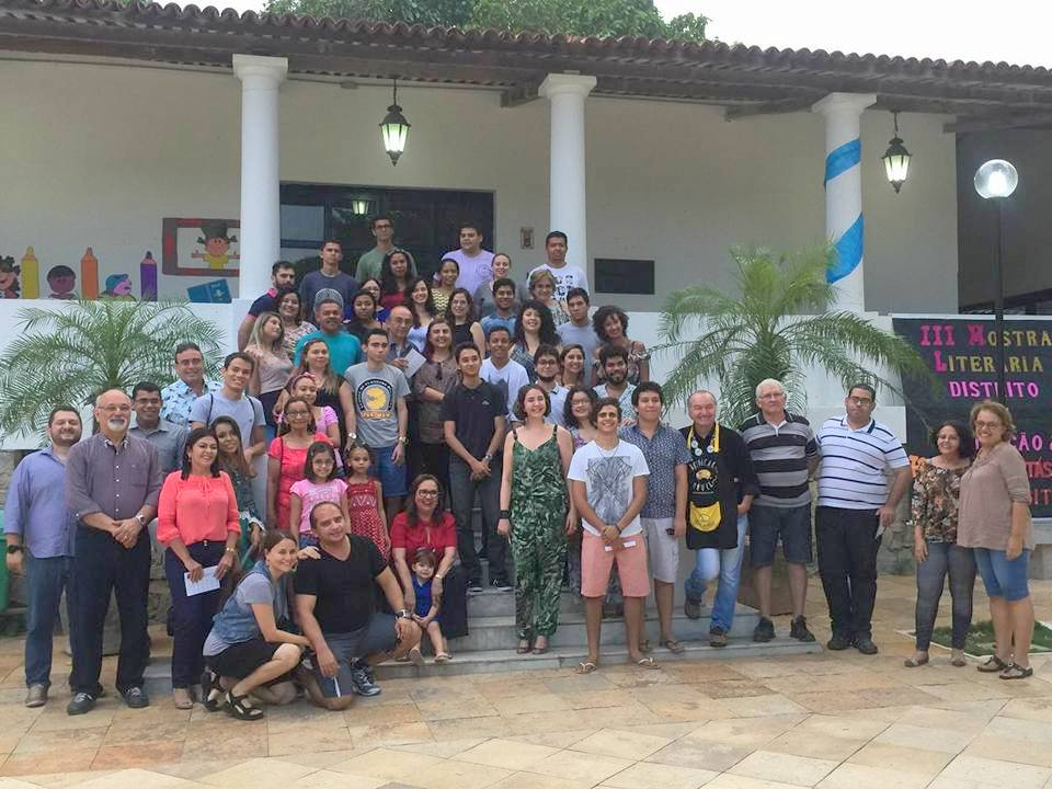 Equipe PREX - Natal 2015