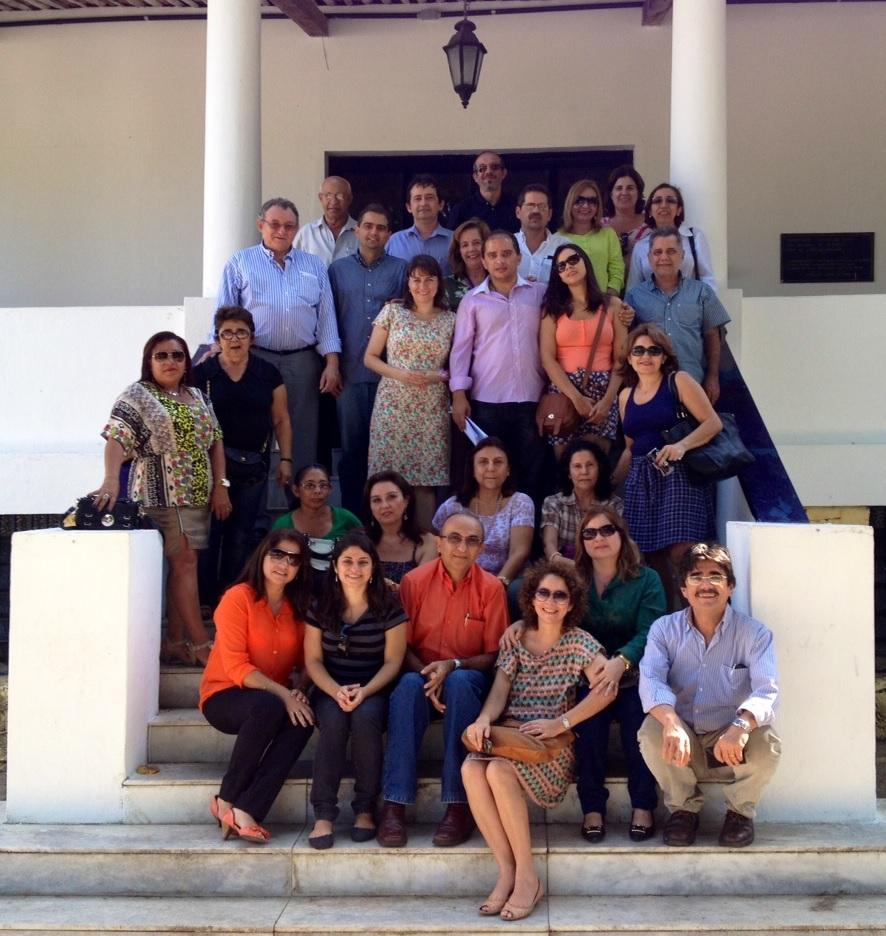 Equipe PREX - julho 2012