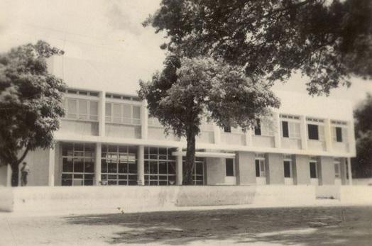 Foto Fundação da PREX 1961
