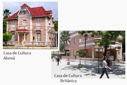 Casa de Cultura Alemã e Casa de Cultura Britânica da Universidade Federal do Ceará (UFC)