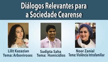 Evento - Diálogos Relevantes para a Sociedade Cearense